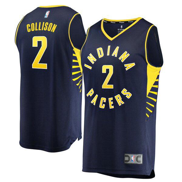canotte Indiana Pacers Bambino Icon Edition Darren Collison 2 Marina