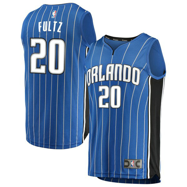 canotte Orlando Magic Uomo Icon Edition Markelle Fultz 20 Blu